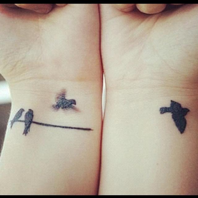 I love bird tattoos | Tattoos! | Pinterest