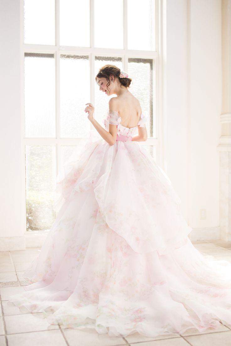 全国130店舗でレンタル開始!KIYOKO HATA×marryドレスが着られるショップはこちらです♡にて紹介している画像