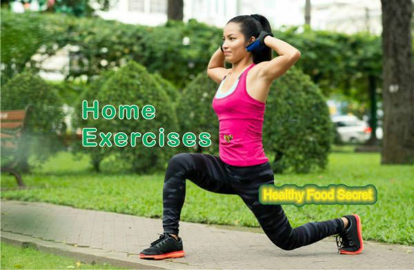These home exercises of fitness instructor Jim Saret are intended for everyone. These home exercises are also especially good for those who are sitting most