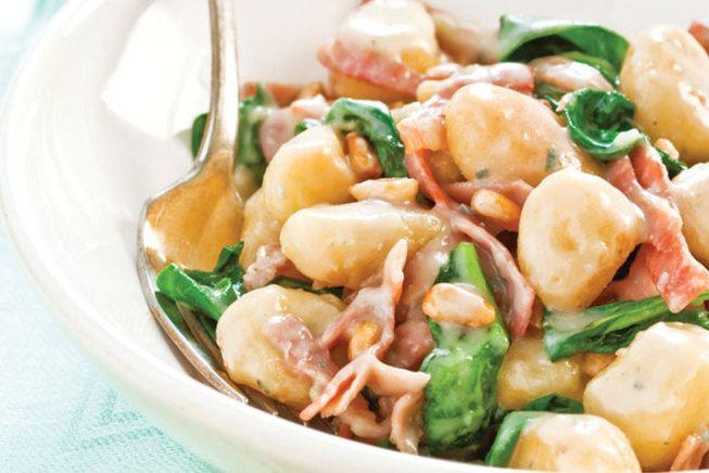 Creamy Asparagus Pasta Recipes At America S Test Kitchen
