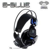 E-Blue Cobra EHS016BK Gaming Headset EHS014BK (Black, E-Blue Warranty)  - Only at RM112.00! Grab it now!