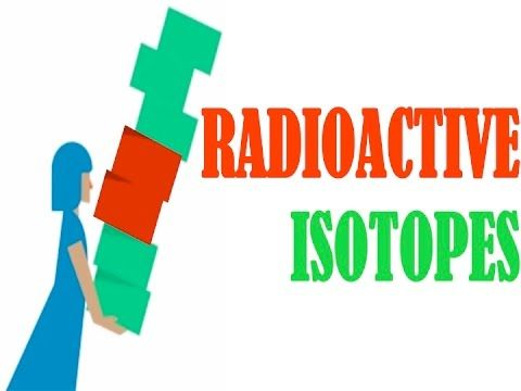 What Are Radioactive Isotopes? | Chemistry for All | FuseSchool