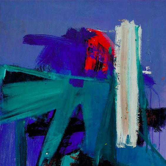 Franz Kline – Blueberry Eyes (1960)