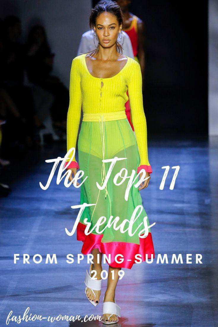 Модные тенденции осень зима 2019 2019 верхняя одежда изоражения