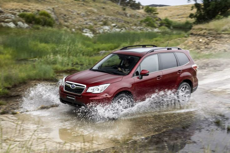 Subaru Forester diesel automatic due in 2015 - http://www.caradvice.com.au/292640/subaru-forester-diesel-automatic-due-in-2015/