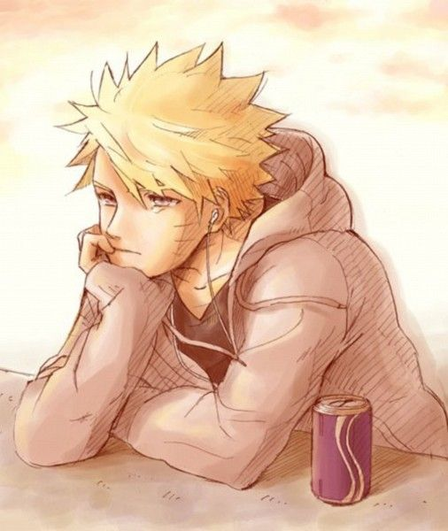 Naruto Uzumaki.... never actually seen this show but how cute is he?? ^___^