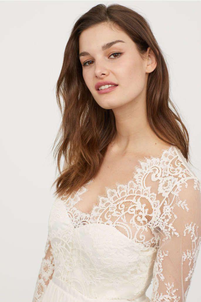 Hochzeitskleid H&M