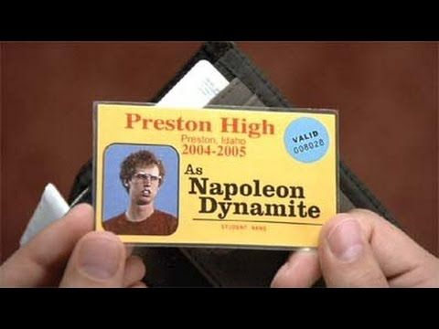 I Still Think That The Napoleon Dynamite Opening Credits Are Quirky And Humorous
