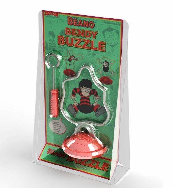 Beano Bendy Buzzle.  £12.00