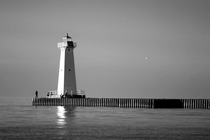 Sodus Point Light House, Lake Ontario, NY
