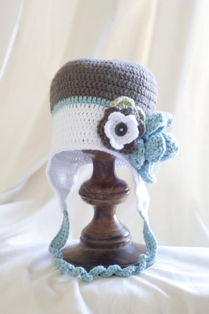 303 best A BEANIES EARFLAPS images on Pinterest | Crochet hats ...