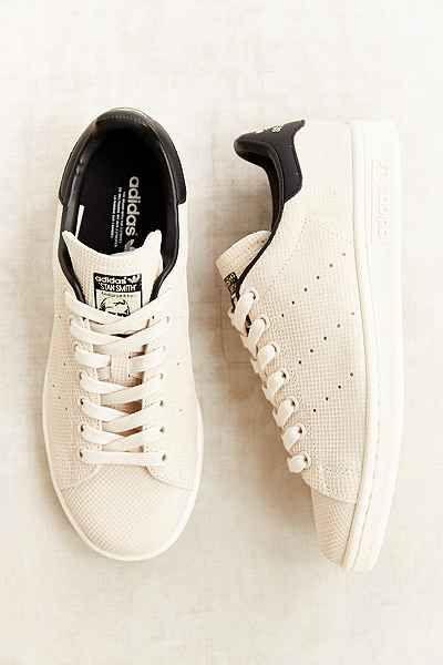 adidas Originals Stan Smith White Sneaker - Urban Outfitters