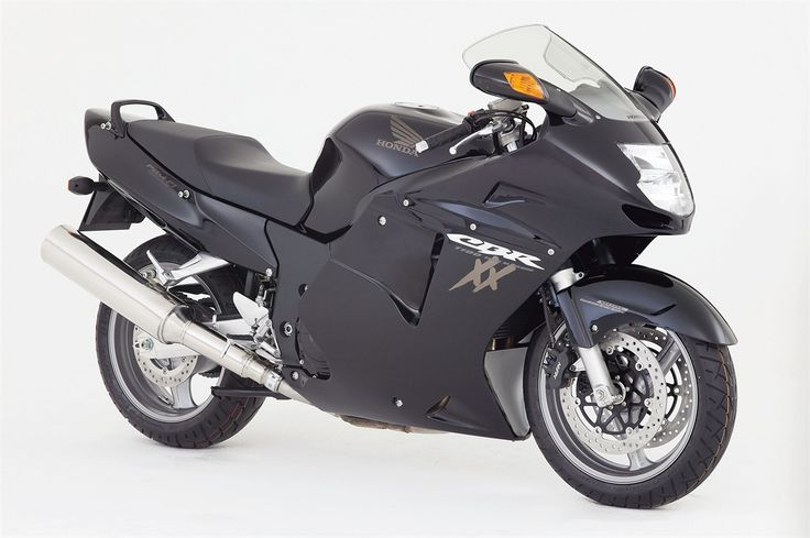 Honda CBR1100XX Super Blackbird (2005)