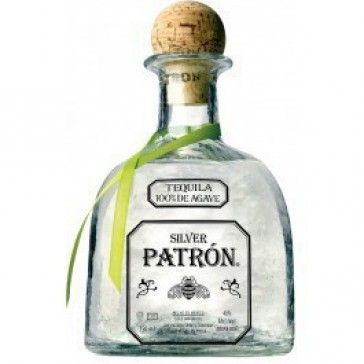 $50 Patron Silver Tequila
