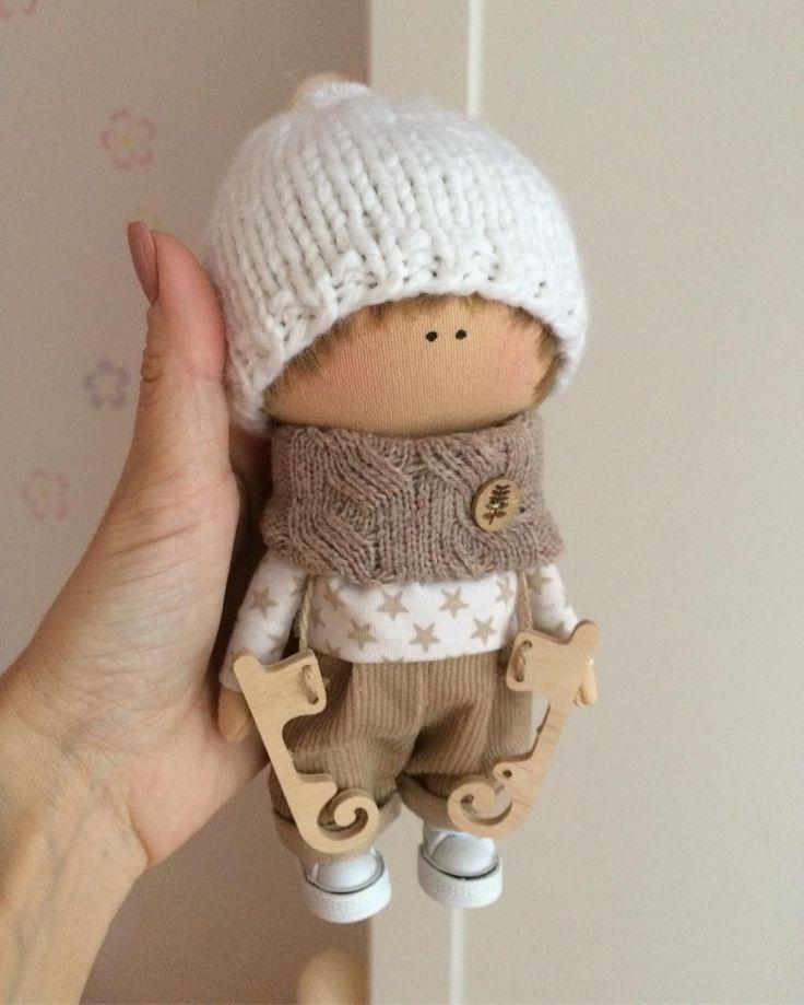 #кукла #dolls #doll #baby Малыш ростиком 18 см , совсем скоро покажу все семейство