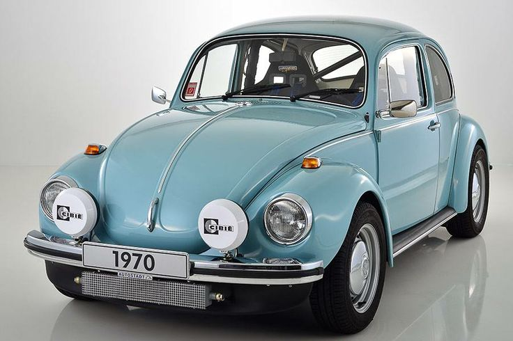 VOLKSWAGEN 1302 RALLYE Manufacturer: Volkswagenwerk AG Year: 1970 Milestone qualities: The VW Beetle gained popularity among engine tuners in the 1950s. Still today, high-performance Beetles from Oettinger (OKRASA) and Decker (TDE) enjoy cult status.