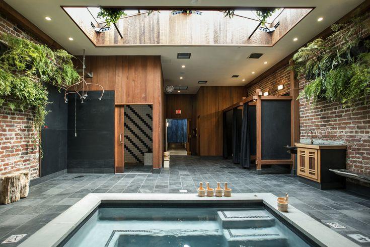 ONSEN – Japanese inspired communal Bathhouse