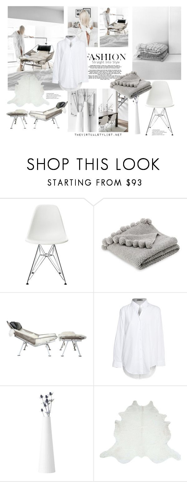 """""""FASHION & DESIGN"""" by efashiondiva7 ❤ liked on Polyvore featuring Vitra and Acne Studios"""