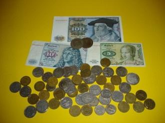 Ganz altes Geld! Ach du meine Güte.
