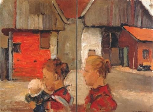 Bit Advanced For Primary School But Great Older Kids Piet Mondrian Documentary