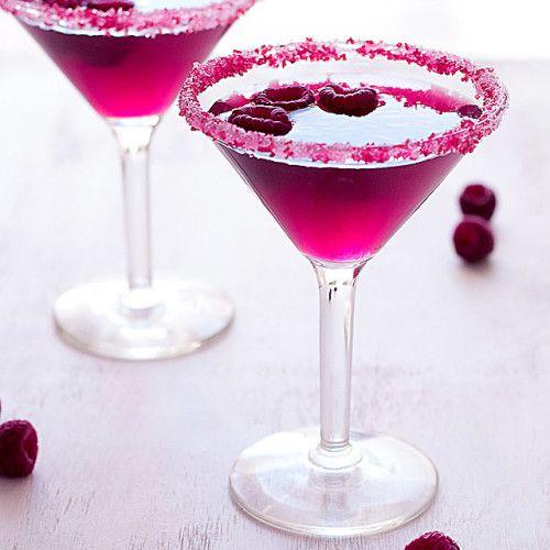 Raspberry Cosmopolitan