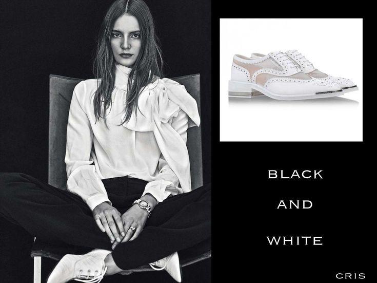 classico... bianco & nero