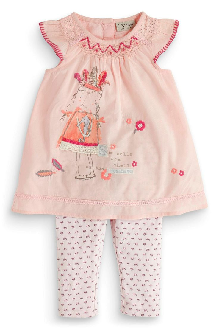 Make sure your little one stays cute and cosy with Matalan. From rompers, sets and bodysuits, we have everything to help you settle her in.