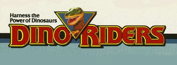 Dino Riders Toy Line