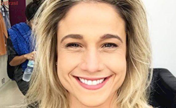 Fernanda Gentil utiliza rede social para se declarar a namorada