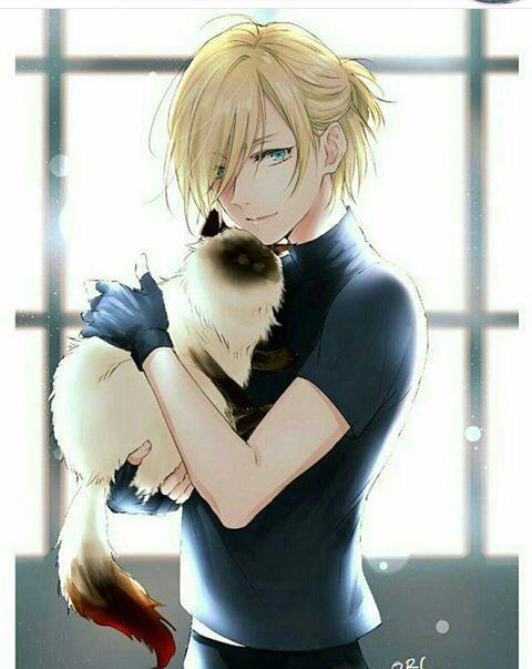 imagenes referidas al anime yuri no ice, ggshajalldks...parezco una i… #detodo # De Todo # amreading # books # wattpad
