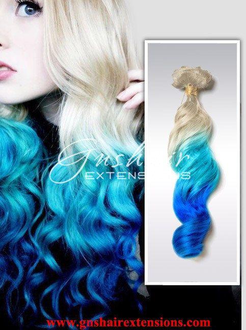 Super 1000 Ideas About Blonde And Blue Hair On Pinterest Short Hairstyles Gunalazisus