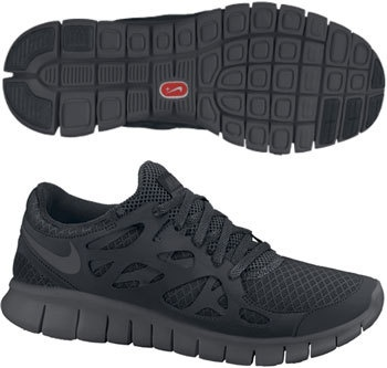Details about NIKE FREE RUN + 2 MENS NEW 2012 !! EASTER SALE - EXPRESS POST  OR PICK UP