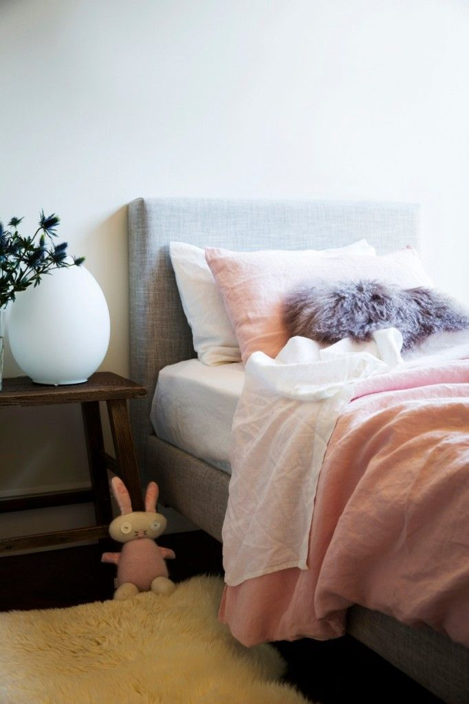 bednest and cultiver team up on kids bedheads and linen