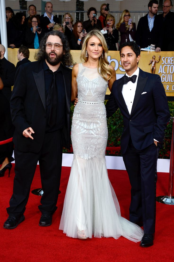 Judah Friedlander, Katrina Bowden and Maulik Pancholy