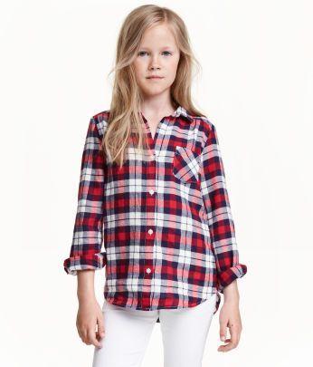 Meisjes Kinderkleding.Kinderen Meisjes 134 170 Shirts Blouses H M Nl Lente