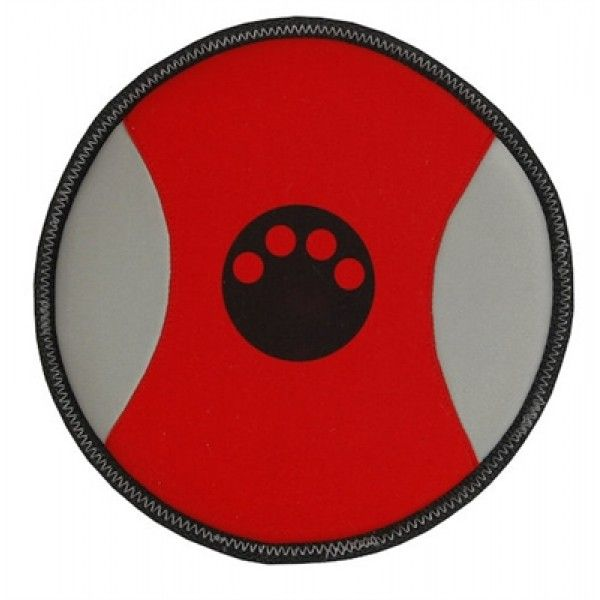 Active-Life Extreme Neoprene Floatation Frisbee Chew-Tough Dog Toy | supertrendypets.com
