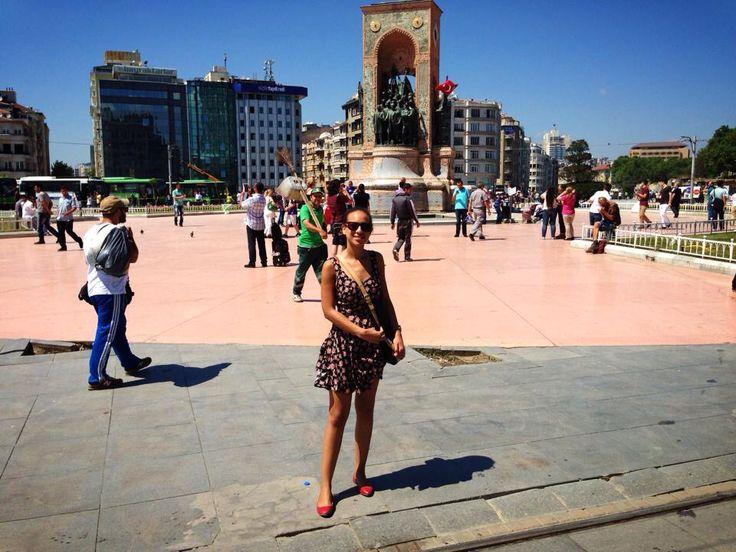 Taksm square, Istanbul