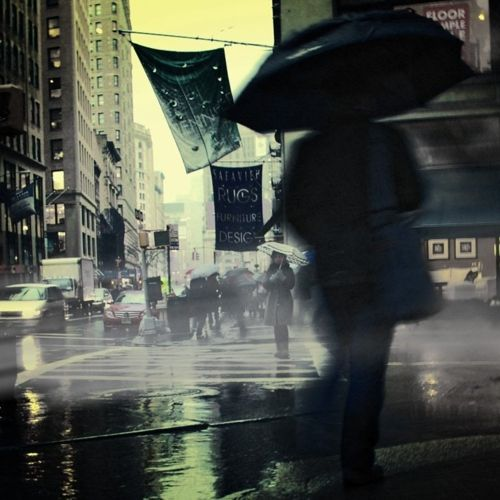 Geoffroy Demarquet - NYC: Photos, Cities, Inspiring Photography, Photography Art, New York City, Nyc, Photography Color, Rain