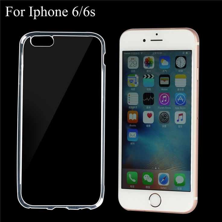 Find More Phone Bags & Cases Information about Hot Soft Phone Cases For Apple For iphone 6 6s Phone Cover TPU Transparent Clear Cellphone Bags Housing Back Cover High Quality,High Quality phone holder case,China phone case blackberry curve Suppliers, Cheap phone case importers from Shenzhen YILON Technology Co., Ltd on Aliexpress.com