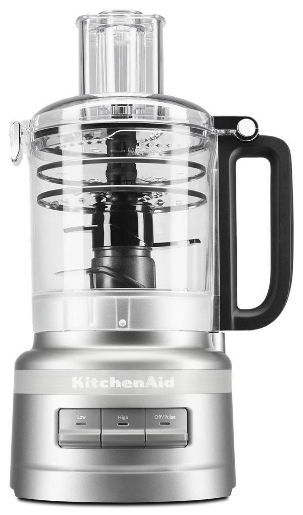 KitchenAid® 9 Cup Food Processor Plus in Contour Silver in ...