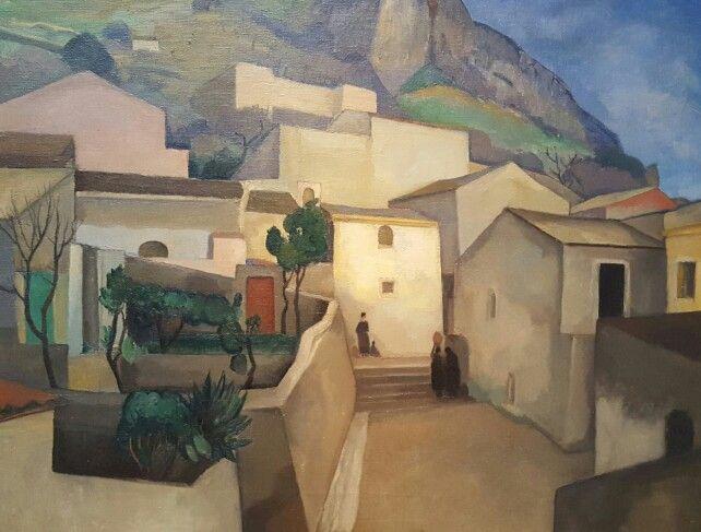 Gerrit van Blaaderen, La Citta