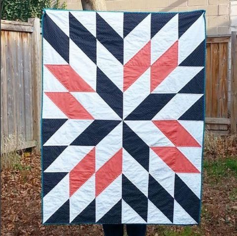 f you are new to quilting then you may face one of the most common dilemmas: Choosing a quilt pattern that matches your skill level. I've carefully chosen several projects with the new quilter in mind. All of these quilting patterns are designed to get you started quilting. And, several of them are free!