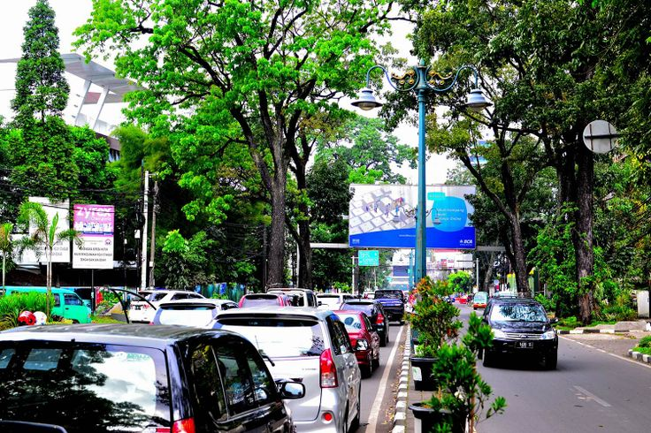 Front. To Bandung Indah Plaza