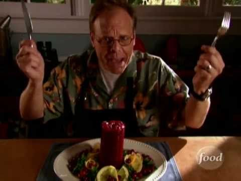 "Alton Brown's Classic Cranberry Sauce - from ""Good Eats"" on Food Network"