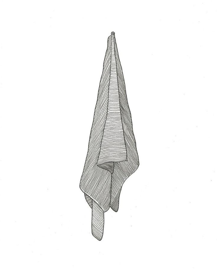 Rafael's Towel. Sam Wallman.