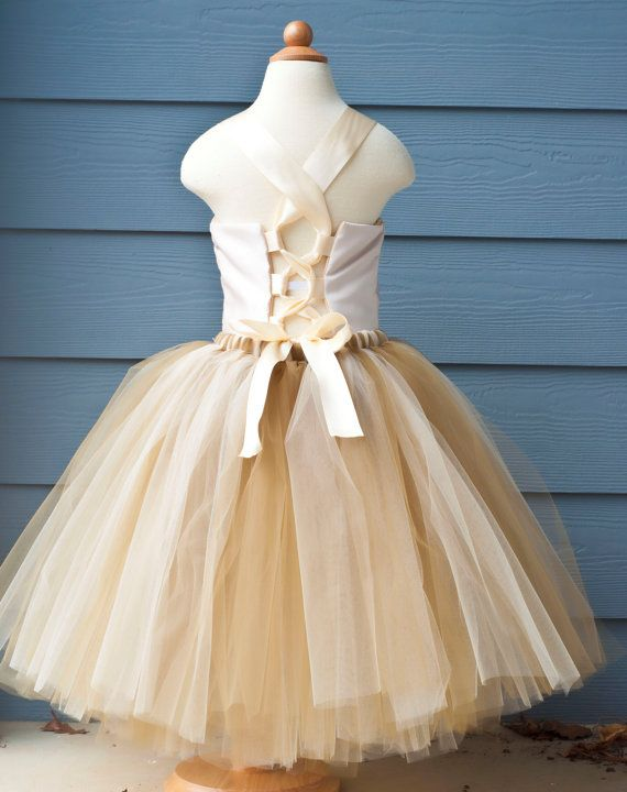 Corset dresses with tutu