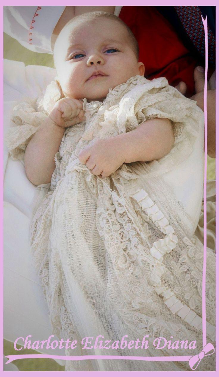Christening - Princess Charlotte of Cambridge