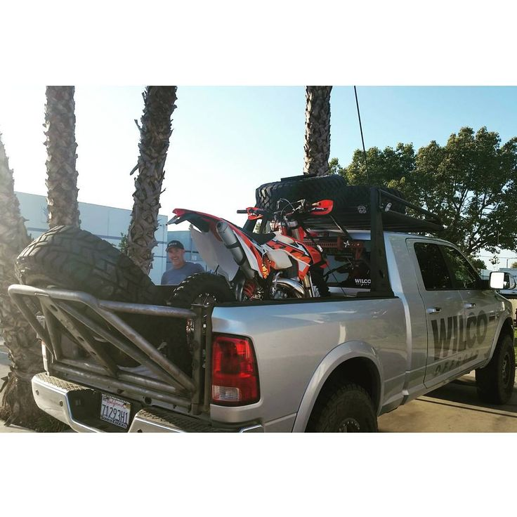 BUILT TO ENDURE | Tire Carriers | Bumpers | Cargo Racks ...