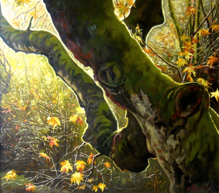 """32"""" x 28"""" Classic oil painting, Original Painting on Canvas, nature, Realism, wall art by OliviaArtGallery on Etsy"""