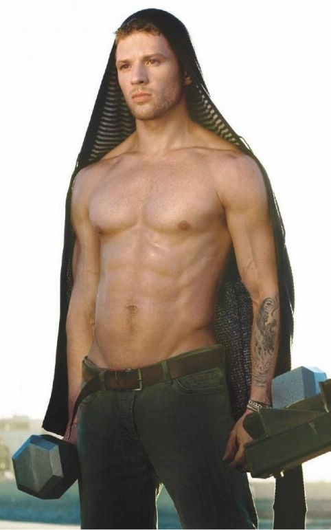 Ryan Phillipe...sebastian you have come a long way